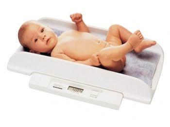 Pèse bébé électronique amovible Comed
