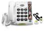 Doro Téléphone filaire Care Mondial Assistance