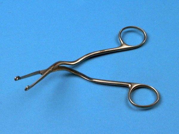 Pince Magill, nourrisson, 15 cm