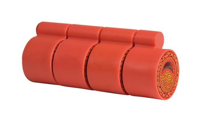 Modèle d'artère en 4 coupes G265 Erler Zimmer