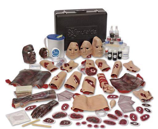 Kit de simulation de blessures IV W44522