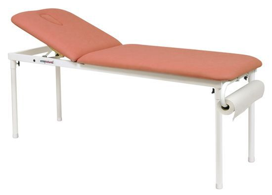 Table fixe métallique Ecopostural hauteur fixe C3520