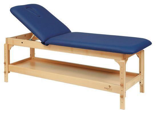 Table fixe en bois Ecopostural hauteur réglable C3220