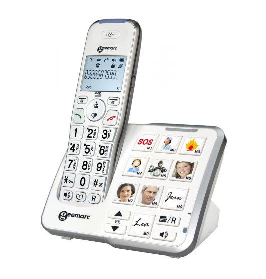 Téléphone Geemarc AMPLIDECT295 PHOTO