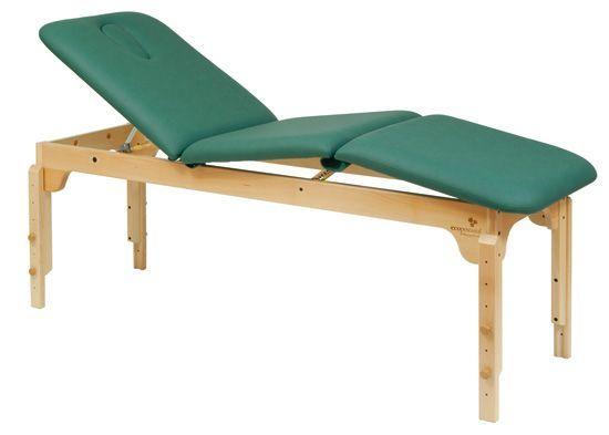 Table fixe en bois Ecopostural hauteur réglable C3119