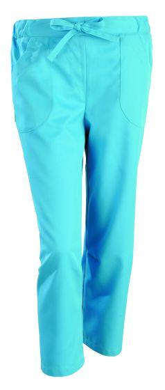Pantacourt médical pour Femme JULIA Clemix 2.0 Lafont Bleu Turquoise