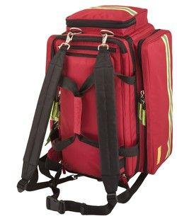 Sac Urgence Critique Elite Bags, Rouge