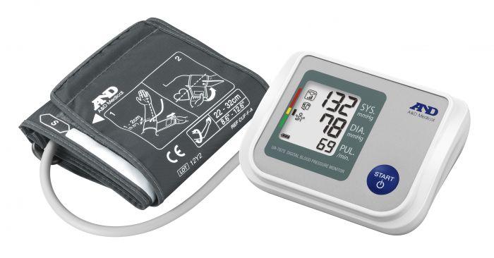 Tensiomètre électronique automatique au bras UA 767 S IHB AND