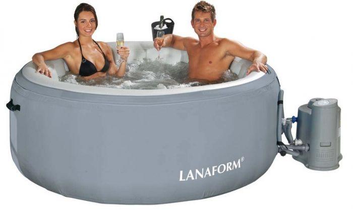 Jaccuzi / Bain à remous gonflable Lanaform Aqua Pleasure LA110409