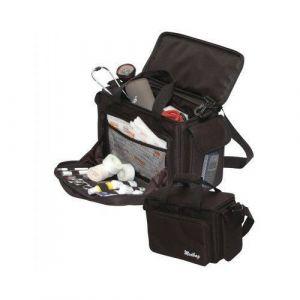 Mallette infirmière ultra légère pour le professionnel de santé MED Bag Noir