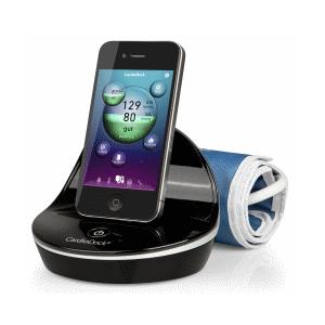Medisana CardioDock, module de tension artérielle pour iPod touch, iPhone ou iPad