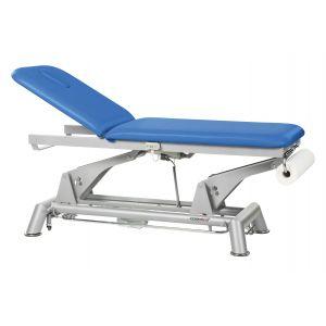 Table de massage électrique barre périphérique avec dossier électrique Ecopostural C5952H