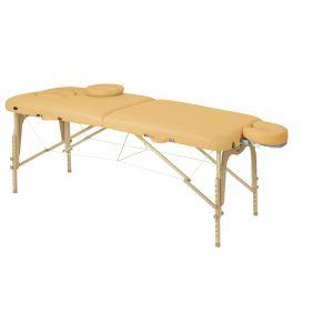 Table de massage pliante en bois naturel Ecopostural C3608 70x186cm