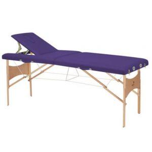 Table de massage pliante en bois Ecopostural C3215