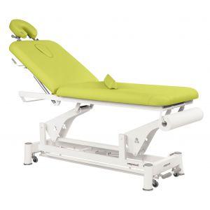 Table de massage électrique 2 plans Ecopostural C5502