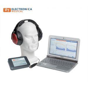Audiomètre numérique 600 M Electronica Medical avec Casque Sennheiser