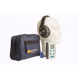 Audiomètre portable AudiTest Electronica Medical