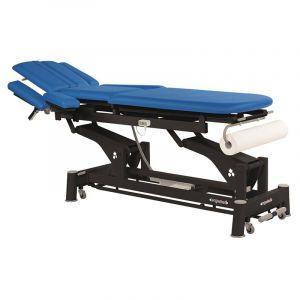Table électrique 2 plans châssis noir Ecopostural C5632