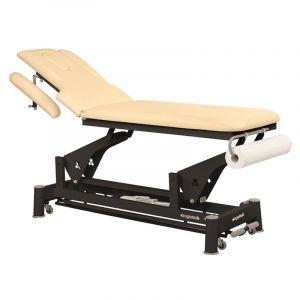 Table de massage électrique chassis noir Ecopostural C5683