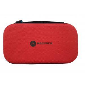 Housse étui pour stéthoscope rouge Mediprem