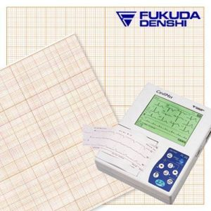 Papier en liasse pour ECG Fukuda Denshi