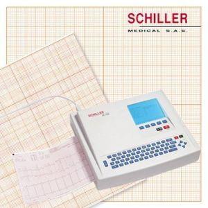 Papier en liasse pour ECG Schiller