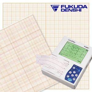 Papier en rouleau pour ECG Fukuda Denshi