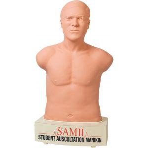 Mannequin d'Auscultation SAM II Erler Zimmer R60000