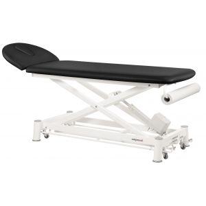 Table de massage électrique 2 plans avec barres péripheriques Ecopostural C7528 - M48