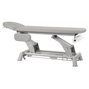 Table de massage électrique avec barre périphérique Ecopostural C5924 avec accoudoirs
