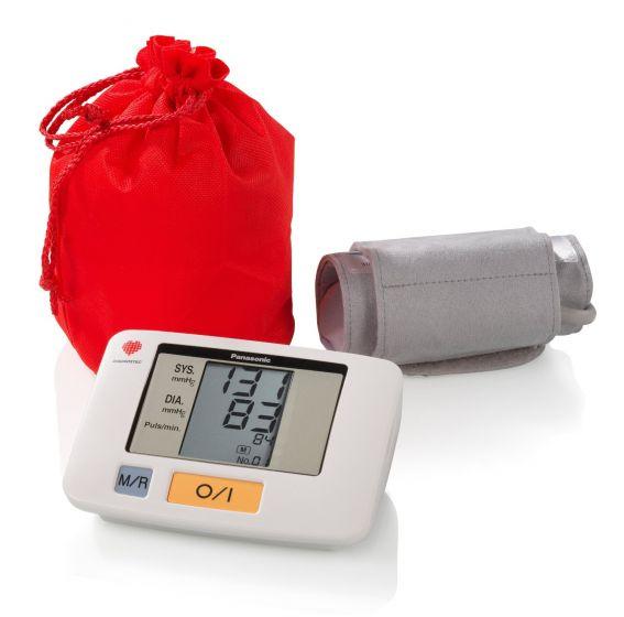 Tensiomètre électronique au bras Panasonic EW 3106 W 800