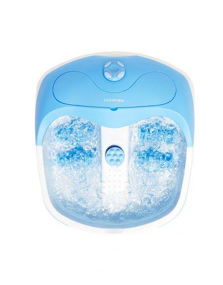 Bain de massage pour pieds Lanaform Bubble Footcare LA110412