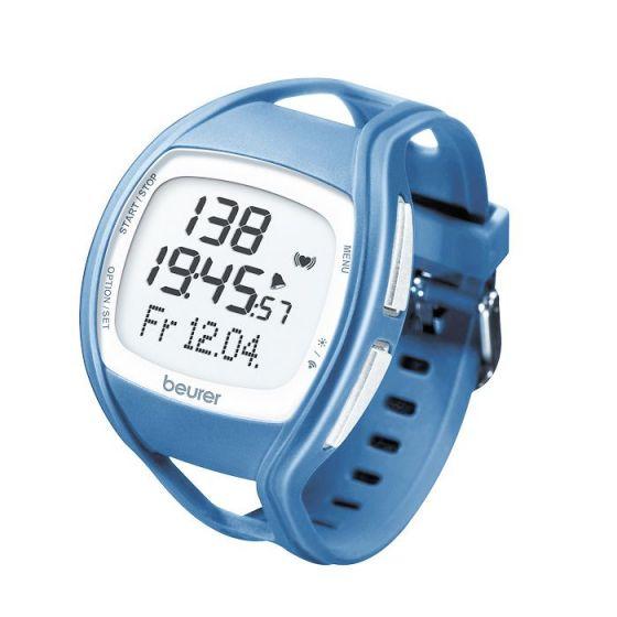 Cardiofréquencemètre Beurer PM 45 Gris-Bleu