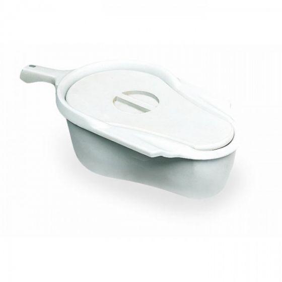 Pot de toilette Invacare avec couvercle