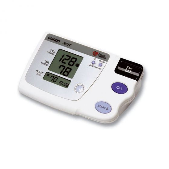 Tensiomètre Electronique Automatique au bras Omron 705IT