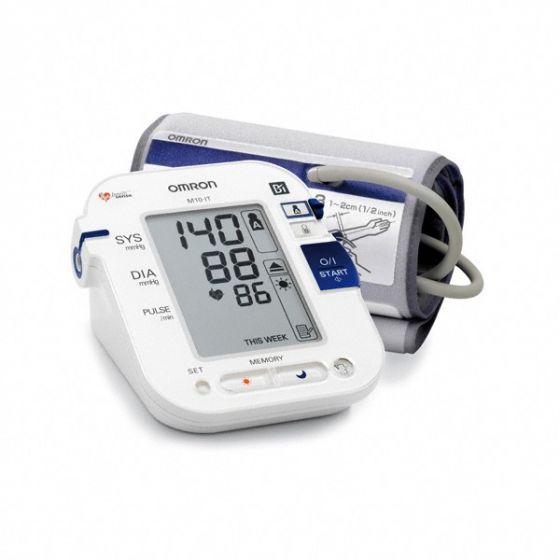 Tensiomètre Electronique Automatique au bras Omron M10 IT
