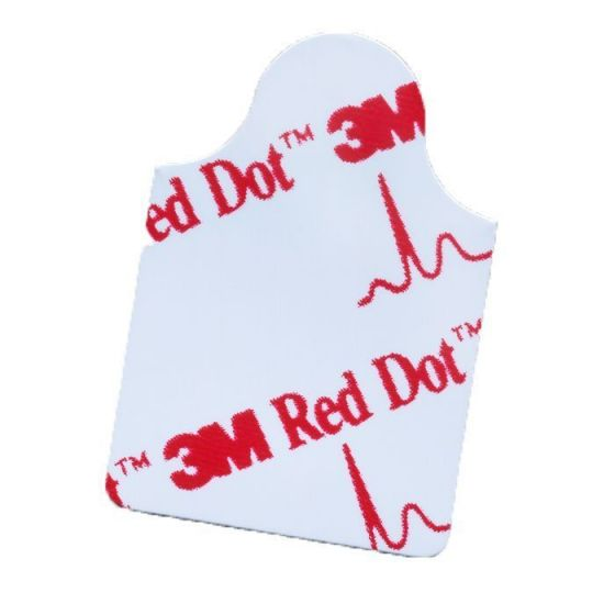 10x10 électrodes rectangulaires 3M Red Dot 2330
