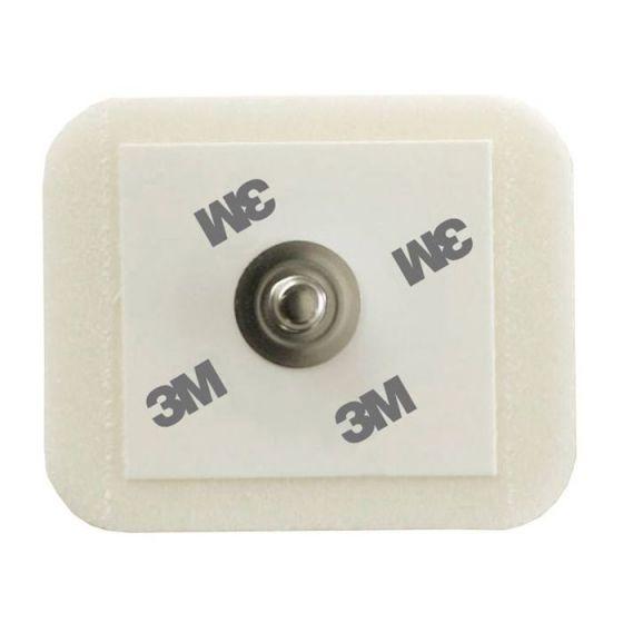50 électrodes rectangulaires 3M 2228
