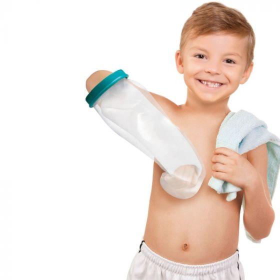 Housse de protection étanche pour avant-bras ENFANT NL-12120 Novo'life