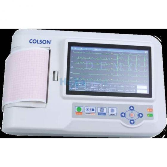 Électrocardiographe ECG Colson Cardi-6 (6 pistes)