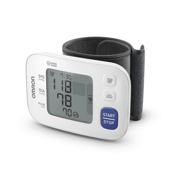 Tensiomètre automatique au poignet OMRON RS4