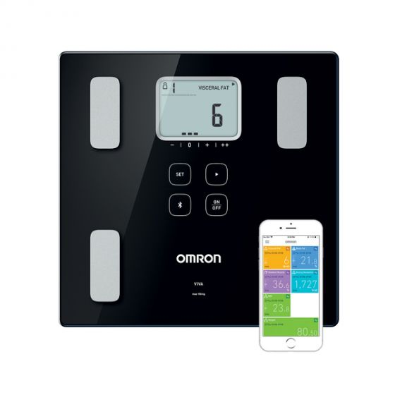 Balance impédancemètre Bluetooth Omron VIVA
