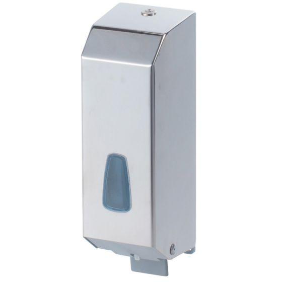 Distributeur de savon Sanea 1,2L inox Rossignol
