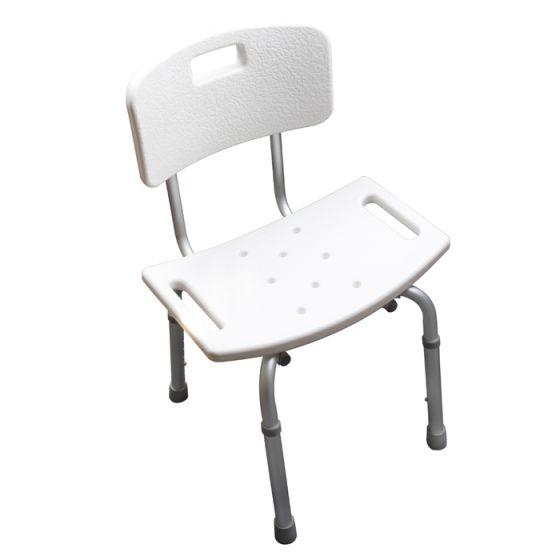 Chaise de douche Medisana, hauteur ajustable