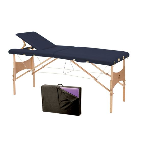 Pack Promotion Table de massage pliante Ecopostural C3201M61P + Housse