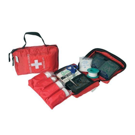 Trousse de secours Souple ASEP Equipe 4 personnes Esculape