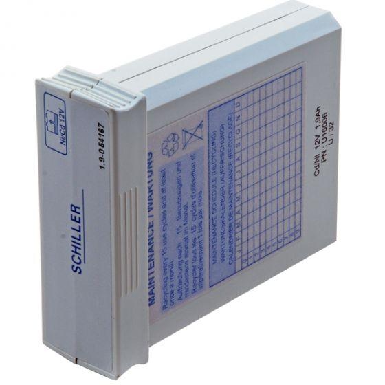 Batterie rechargeable pour DSA FRED Schiller