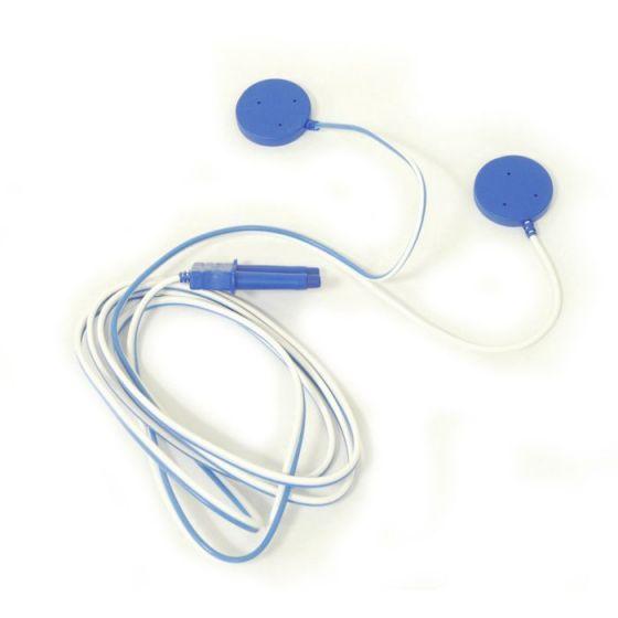 Câble réutilisable pour électrodes de formation 0-21-0005 Schiller