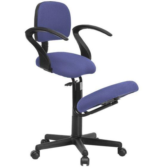 Chaise ergonomique Ecopostural S2703 avec accoudoirs S2703