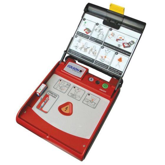 Défibrillateur semi automatique Colson Def-I